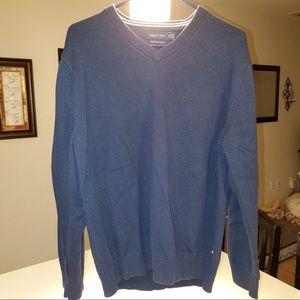 EUC- Nautica Sweater